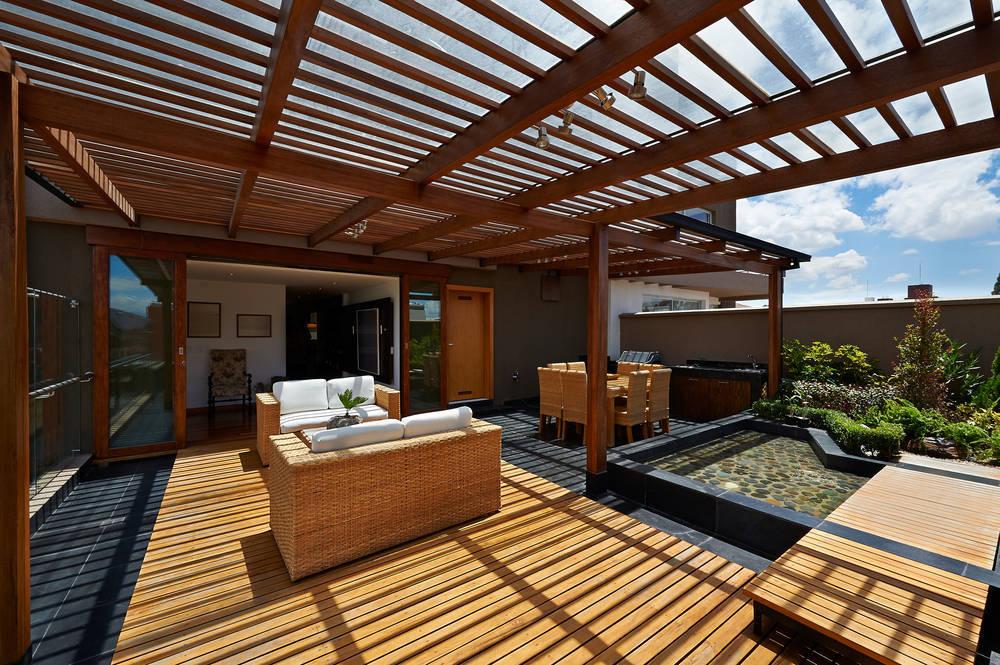 Protege tu casa y protégete de los rayos del sol