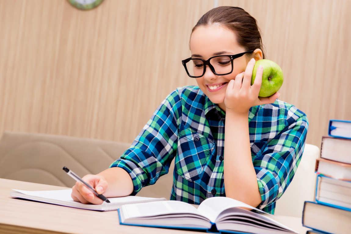 La importancia de la alimentación a la hora de estudiar